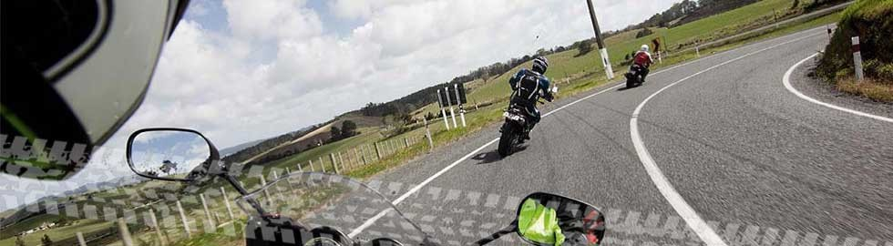 Road handling at Riderqual